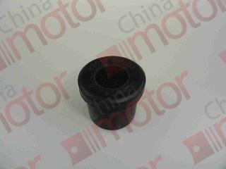 Втулка рессоры задней FAW 1041 (резина) (22,8х41,7х42)