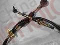 Трос КПП BAW 1065 E2 переключения передач (черный) ВР10651720004 (Т)