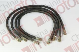 Шланг тормозной YUEJIN 1080 (гайка/гайка M18mm, L=1045mm) (комплект: 4 шт) 3506QZ510400