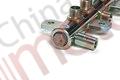 Рампа топливная (ISBe,ISDe) V=4.5 E-3 в сб. с датчиком и клапаном {ZK6737D,ПАЗ,КАВЗ} 3977727