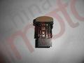Выключатель (кнопка) аварийного сигнала BAW 1065 (24V)