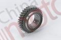 Шестерня 1-й/2-й передачи вторичного вала Yuejin 1080 (LG538-1701326)  34 зубца
