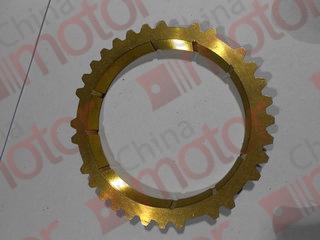Кольцо синхронизатора 4-5 передачи YUEJIN 1080 (зубчатое) PTJ520-1701306B1