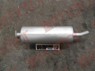 Глушитель (банка) BAW 1044 Евро  2/3 ВР10441200010