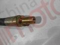 Шланг соединительный пневмосистемы (наружная резьба) BAW 1044 E2 (дл.405мм, диам.25мм) ВР10443560060