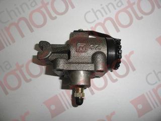 Цилиндр тормозной передний правый передний (прокачной) 2 к-р YUE JIN  1041 3501N38150 3501N38-150 (крепление 34*46, M8*1,5)(Ø40) (штуцер M10*1,5)