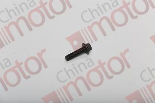"Болт шкива коленвала (ISF2.8) и головки топливного фильтра (ISLe) M8x1.25x30 с фланцевой головкой ""Аналог"""