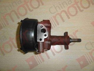 Насос масляный JAC1045, JAC1061, (CY4100ZLQ/4102BZLQ),