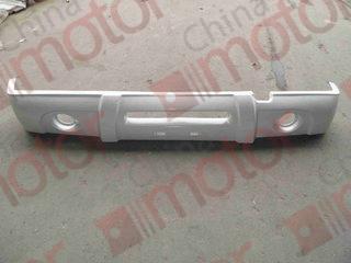 Бампер передний YUEJIN 1020, 1041 белый (без усилителя) 2803NA106