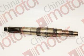 Вал вторичный КПП FAW 1041 Е2 CAS5-25Q7