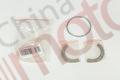 Шайба упорная шестерни 3-й передачи  FAW 1051 1701318-810, 5-022-138-3, 070012015