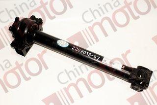 Вал карданный передний в сборе с подвесным FAW-1041 E2 (шасси L-стандартное), L=450mm 2202015-Q7