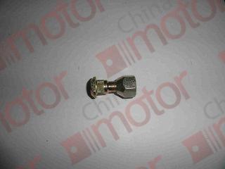 Шпилька колесная передняя правая BAW-33463 Tonik (с гайкой) BJ5028G-2403154