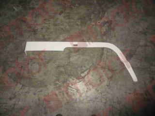 Накладка арки колеса переднего правого BAW 1044/1065 (со спальником) ВР17805410212 белый цвет