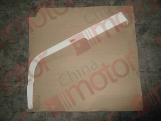Накладка арки колеса переднего левого BAW 1044/1065 (со спальником) ВР17805410211-   белый цвет