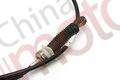 Трос КПП BAW 33463 Tonik переключения передач (черный)