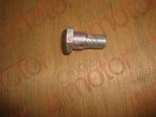 """Клапан обратки топлива (ISF2.8,3.8,ISBe,ISDe,ISLe)  [Болт-штуцер M14x1.5 с клапаном] """"Аналог"""""""