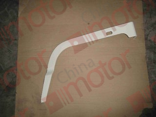 Накладка арки колеса переднего левого BAW 1044/1065 ВР17805410211-   белый цвет