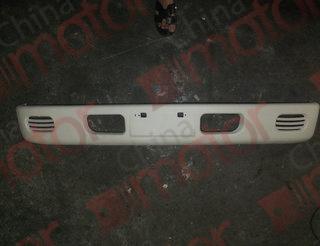 Бампер передний белый JMC (накладка)