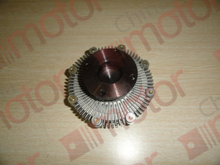 Вискомуфта вентилятора 4JB1 JMC 1032/1041/1052 Е2, (в сборе)