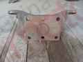 Кронштейн тормозной камеры  заднего моста (лев) HY  hongyan самосвал/(C6-6) Sinotruk 4x2 Tractor (C6-6) Sinotruk 4x2 Tractor /Howo