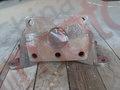 Кронштейн тормозной камеры  заднего моста (правый) HY  hongyan самосвал/(C6-6) Sinotruk 4x2 Tractor (C6-6) Sinotruk 4x2 Tractor /Howo