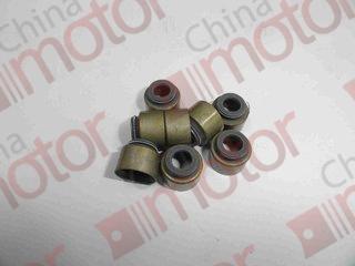 Колпачки маслосъемные (CA4DC2-10E3, CA4DC2-12E3) FAW 1031/1041/1051, BAW 1065/1044 E3/1065 E3 (к-т 8шт) 1007035 - X2