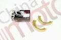 Колодки тормозные стояночного тормоза JMC 1032/1043/1051/1052 (35мм) ( комплект 2 штуки)
