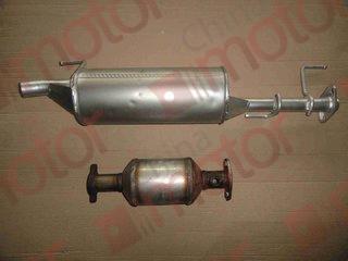 Глушитель BAW-33463 Tonik
