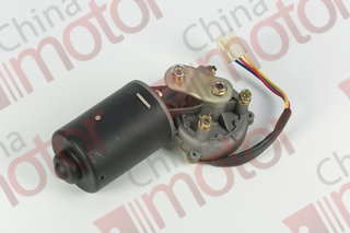 Мотор стеклоочистителя FAW 1020. 6371  в сборе