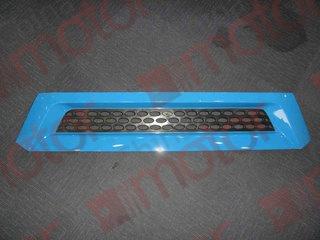 Облицовка решетки радиатора, пластик, синий JMC Е-4,50043/N8112
