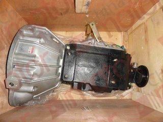 Коробка передач в сборе (КПП) JC528T6 E3 JMC