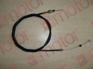 Трос газа (акселератора) FOTON 1069 длина рубашки=1м70см, длина троса=1м95см