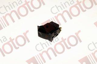 Выключатель (кнопка) аварийной сигнализации FOTON 1099 (24V) 1B22037321012