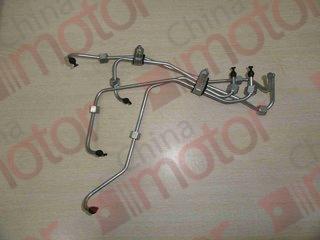 Трубки топливные FOTON 1069,1099 (M12/M14) высокого давления (к-т 4 шт) Т4184Е042
