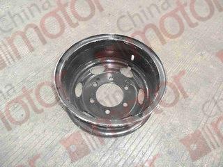 Диск колеса FOTON 1049А, YUEJIN 1041 (6 отверстий) под шпильку,со стопорным кольцом , диам. отв.=21мм, диам. под ст