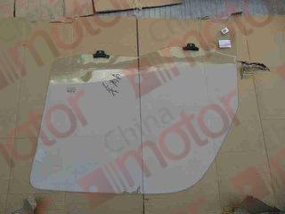Стекло двери правое FOTON-1039,1049,1069 1В18061200067