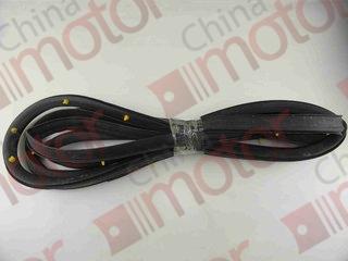 Уплотнитель двери правый FOTON-1039,1049А/С,1069 1В18061200035 AMK/AL180-035