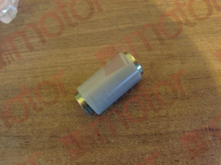 Втулка кронштейна кабины FOTON 1069 переднего 1B20050200021 (16x22/26.5x52)