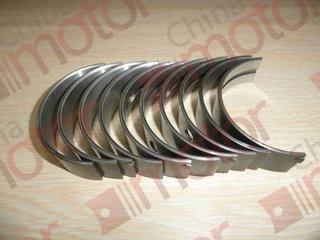 Вкладыши коренные 0.00 FOTON-1089 F550 WX4DF3, к-т 10шт