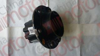 Ступица заднего колеса FOTON-1069 (10 отверстий) наруж.сальн.Д-124мм,подш.Д-120мм,внутр.сальн.Д-145м