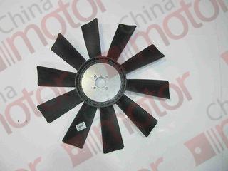 Вентилятор радиатора двигателя FOTON 1049A/1069/1093 (Крыльчатка вентилятора)