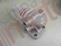 Фильтр топливный грубой очистки в сборе FOTON 1049A/1069/1099 LOVOL Т64101002 (Головка фильтра) (с кронштейном)