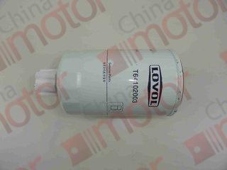 Фильтр топливный ТОТ FOTON 1049A/1069/1099/1093/1041 (оригинал) Т64102003