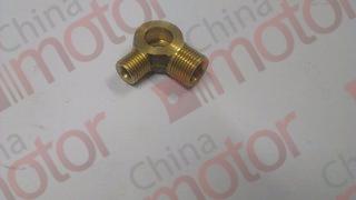 Тройник топливной трубки FOTON-Перкинс Т73201107