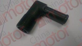 Уголок компрессора воздухоотводящий FOTON-1049A метал. Т64612103