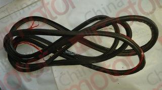 Уплотнитель лобового стекла наружный FOTON-1049, 1039 1B18052100002