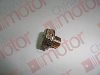 Пробка сливная масляного картера (поддона) FOTON-1049C Е049309000006