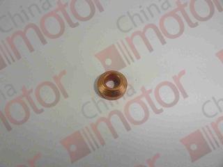 Шайба форсунки топливной FOTON-1039/49C медная,конусная,   Е049332000003