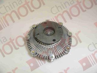 Вискомуфта вентилятора 4JB1 FOTON-1039 Е049351000040/54 (QS)